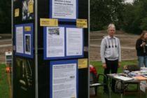 Info-Stand Eine-Welt-und-Umwelt-Tag 2010